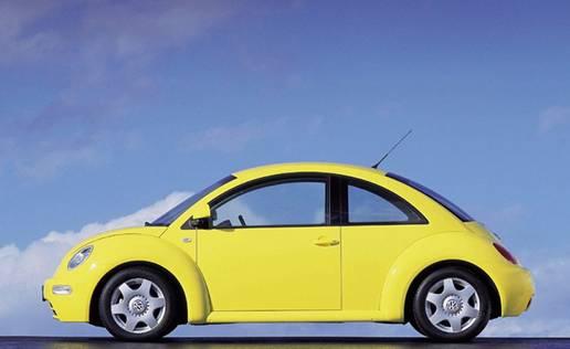 汽车故事 -甲壳虫发展历史高清图片